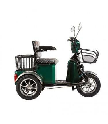 Трицикл S1 V2 с большой корзиной Green | Купить, цена, отзывы