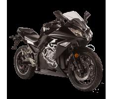 Электромотоцикл SKYBOARD Moto 3000W Black