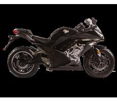 фото Электромотоцикл SKYBOARD Moto 3000W Black