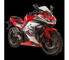 Электромотоцикл SKYBOARD Moto 5000W Red