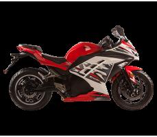 фото Электромотоцикл SKYBOARD Moto 5000W Red