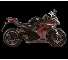 фото Электромотоцикл SKYBOARD Moto 6000W Gray