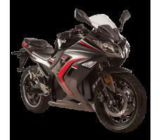 Электромотоцикл SKYBOARD Moto 6000W Gray