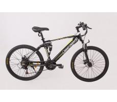 Электровелосипед Uberbike S26 350 Black