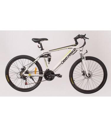 Электровелосипед Uberbike S26 350 White | Купить, цена, отзывы