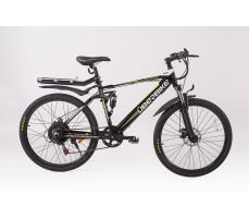 Электровелосипед Uberbike S26 500 Black