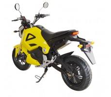 Электромотоцикл Wellness Emoto Yellow