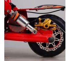 Фото заднего колеса электросамоката El-Sport SMART 300L RED