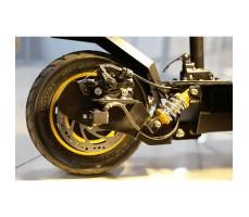 Фото заднего колеса электросамоката El-Sport Black Dragon Double Drive 2000W LG 60v/21ah