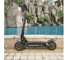 Фото электросамоката El-Sport Black Dragon Double Drive 2000W LG 60v/23ah
