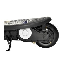 Фото заднего колеса электросамоката El-sport CD10-S 120W 24V/4,5Ah SLA