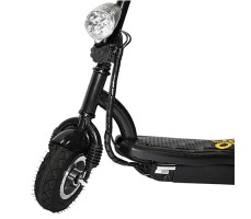 Фото переднего колеса электросамоката El-sport scooter CD12C-S 250W 24V/20Ah Lithium