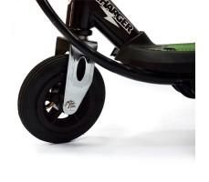 Электросамокат El-sport Charger 120W вид на переднее колесо