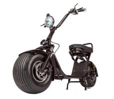 Электросамокат El-sport Citycoco X1 1200W Black
