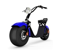 Электросамокат El-sport Citycoco X1 1200W Blue