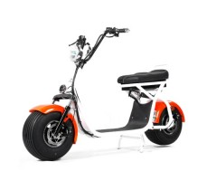 Электросамокат El-sport Citycoco X1 1200W Orange