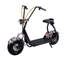 Электросамокат EL-Sport Mini Citycoco 800W 48V/20Ah Dalmatian