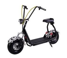 Электросамокат EL-Sport Mini Citycoco 800W 48V/12Ah Dalmatian