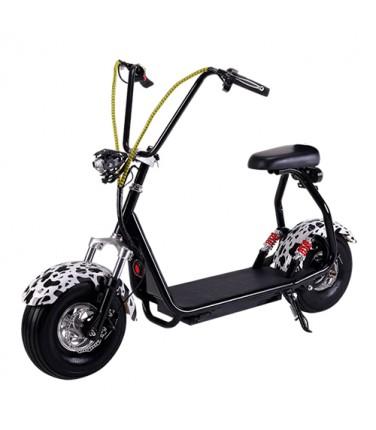 Электросамокат EL-Sport Mini Citycoco 800W 48V/12Ah Dalmatian | Купить, цена, отзывы