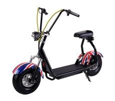 Электросамокат EL-Sport Mini Citycoco 800W 48V/12Ah Flag