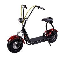 Электросамокат EL-Sport Mini Citycoco 800W 48V/12Ah Flame