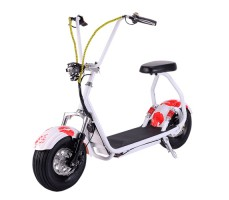 Электросамокат EL-Sport Mini Citycoco 800W 48V/12Ah Kiss