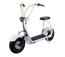 Электросамокат EL-Sport Mini Citycoco 800W 48V/12Ah White
