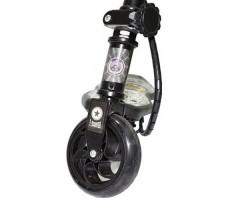 Фото переднего колеса электросамоката El-sport scooter CD10A 120W 24V/4,5Ah White