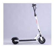 Фото электросамоката EL-Sport Speedelec Minirider 350W 36V/10,4Ah белого цвета