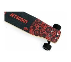 Фото колеса электросамоката GTF Jetscoot Fun Two Edition