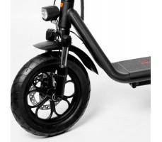 фото: Электросамокат Kugooфото: Электросамокат Kugoo С1 Plus переднее колесо