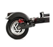 фото колесо заднее Электросамокат NextBalance с сиденьем