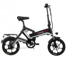 Электровелосипед Yokamura Combo вид сбоку