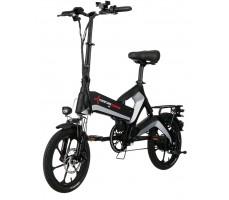 Электровелосипед Yokamura Combo Чёрный