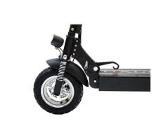 Электросамокат Halten 1200W 26AH вид на переднее колесо