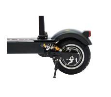 Электросамокат Halten 1200W 26AH вид на заднее колесо