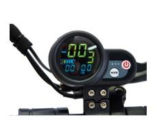 Электросамокат Halten 1200W 26AH вид на LCD-экран