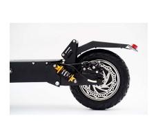 фото колеса заднего складного электросамоката Halten RS-02