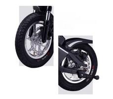 фото колес электросамоката Headway AS-X1 Black