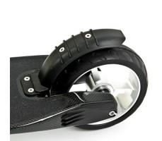 фото заднего колеса электросамоката Jack Hot PRO 10.4 Ah Black Carbon