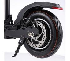 фото колесо заднее Электросамокат Joyor Y5S 48V13 Ah Black