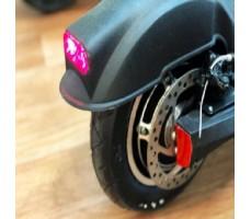 фото заднего колеса электросамоката Kuaike K1