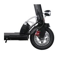 фото Электросамокат KUAIKE К1 Black переднее колесо