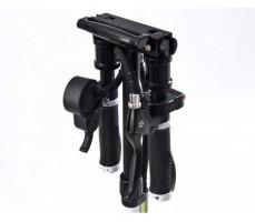 Складные рукоятки руля  электросамоката Mini GoGo 48V 18Ah 500W Black Green