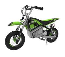 Электробайк Razor SX350 Green