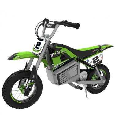 Электробайк Razor SX350 Green | Купить, цена, отзывы