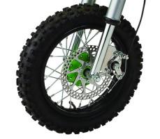 фото колеса электробайка Razor SX350 Green