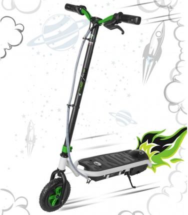 Электросамокат Small Rider Rocket зеленый | Купить, цена, отзывы