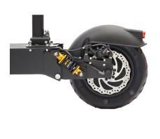 Фото заднего колеса электросамоката ULTRON T10 1000W (52V/24AH)