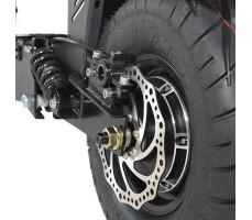 Фото заднего колеса электросамоката ULTRON T11 Plus